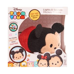 picture of Disney Tsum Tsum Lights & Sounds Mickey Plush Sale