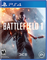 picture of Battlefield 1 PS4, Xbox One Sale
