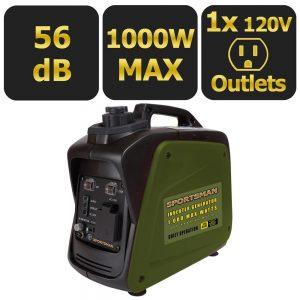 picture of Sportsman 1000-Watt Gas Portable Generator Deal