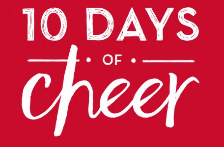 picture of Starbucks 10 Days of Cheer