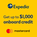 picture of Up to $1000 Onboard Credit when you use your Mastercard