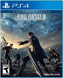 picture of Final Fantasy XV - PlayStation 4 - Xbox One Sale