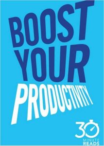 picture of Free Boost Your Productivity eBook