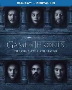 picture of Game of Thrones 6th Season Blu-ray Sale