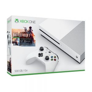 picture of Xbox One S 500GB Console + Fallout 4