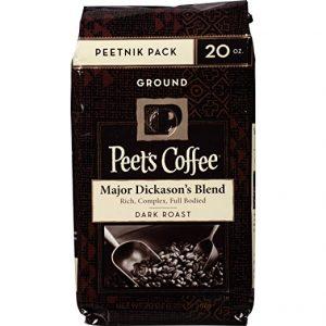 picture of Peet's Coffee Peetnik Pack Ground Coffee 20oz Sale