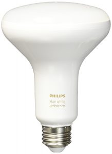 picture of Philips Hue White Ambiance BR30 LED Bulb
