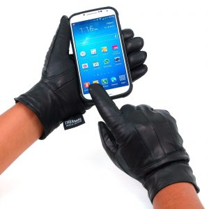 picture of Alpine Swiss Womens Touch Screen Gloves