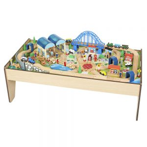 picture of ToysRUS Lowest Price of Season - 60% off Train Table Free Shipping