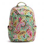 Vera Bradley Factory Exclusive Laptop Backpack Sale