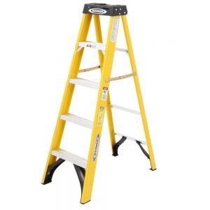 picture of Werner 9 ft. Fiberglass Step Ladder Sale