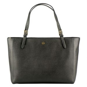 picture of Tory Burch Large York Leather Buckle Tote Sale