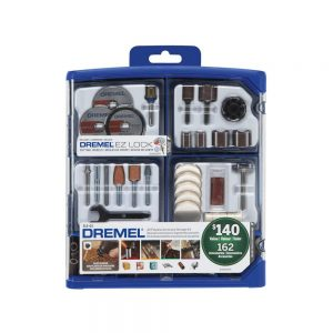 picture of Dremel Rotary Tool Accessory Kit 162-Piece Set