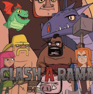 picture of Free Google TV Series: Clash-A-Rama!
