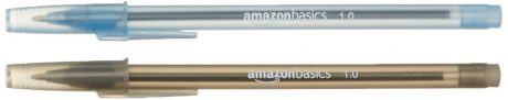 picture of AmazonBasics Ballpoint Pens 1.0mm - Pack of 100