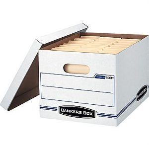 picture of Bankers Box Stor/File Storage Boxes 20 pack Sale