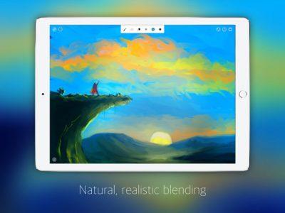 picture of Free Infinite Painter iOS App