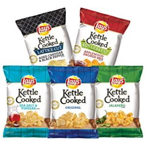 picture of Kettle Chips 30 Pack Variety Sale