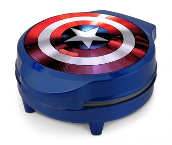 picture of Marvel Captain America Shield Waffle Maker Sale