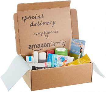 picture of Maternity Sample Box ($10 Credit with Purchase)