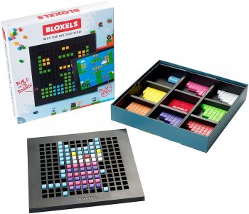 picture of Mattel Bloxels: Build Your Own Video Game