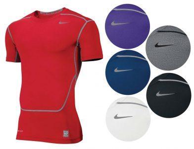 picture of Nike Men's Dri-Fit Pro Combat Base Layer Training Shirt Sale