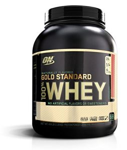 picture of Optimum Nutrition Gold Standard 100% Whey Protein 4.8lbs Sale