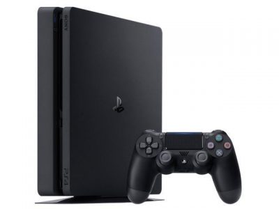 picture of Playstation 4 Slim 500GB Manufacturer Refurbished Sale