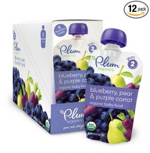 picture of Plum Organics Baby Second Blends Sale