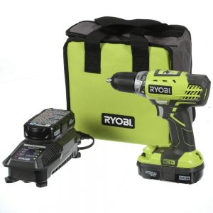 picture of Ryobi 18-Volt ONE+ Drill/Driver Kit Sale