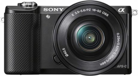 picture of Sony Alpha a6000 Mirrorless Digital Camera Open Box with 16-50mm Lens Sale