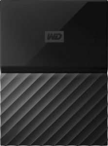 picture of WD My Passport 4TB External HD Sale