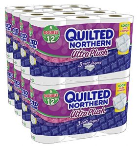 picture of 48 Roll Quilted Northern Ultra Bathroom Tissue Sale