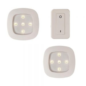 picture of Light It! Wireless Remote Control LED Puck Lighting System Sale