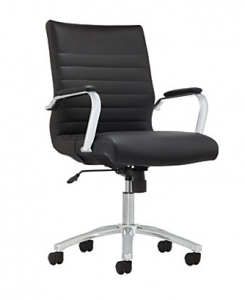 picture of Realspace Winsley Mid-Back Chair Sale