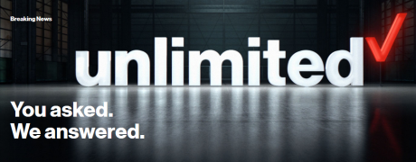 picture of Verizon Unlimited Plan - Switch - $100 off Samsung Galaxy S8, S8+