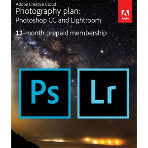 picture of Adobe Creative Cloud Photography Plan Sale
