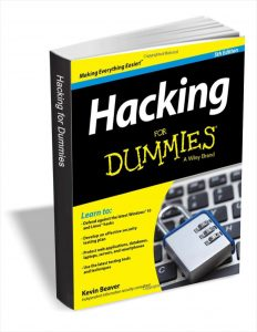 picture of Free Hacking For Dummies eBook