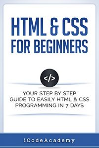 picture of Free HTML & CSS: For Beginners eBook