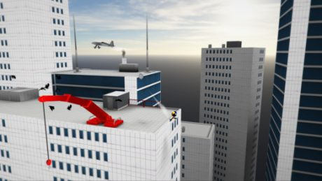 picture of Free Stickman Base Jumper 2 iOS App