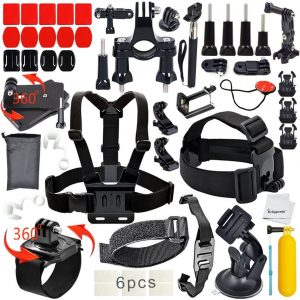 picture of GoPro Ultimate Accessory 40-pc. Combo Kit Sale
