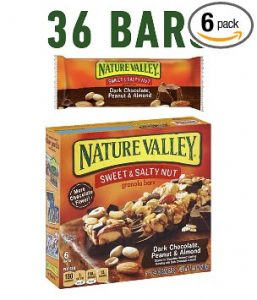 picture of Nature Valley Granola Bars 36 Pack Sale