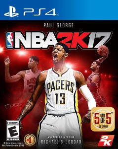 picture of NBA 2K17 Standard Edition - PlayStation 4 Sale
