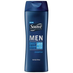 picture of Suave Professionals Men Shampoo, Daily Clean Ocean Charge 12.6 oz (Pack of 6)