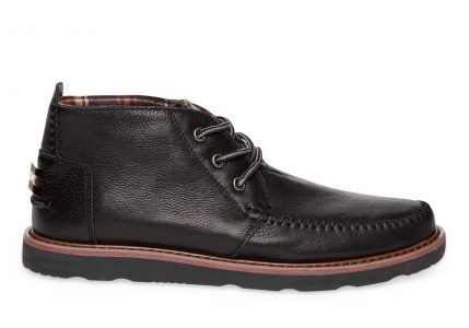 picture of TOMS Full Grain Leather Men's Chukka Boots Sale