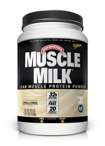 picture of 2.47-lb Muscle Milk Protein Powder Sale