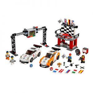 picture of Lego Speed Champions Porsche 911GT Set Sale