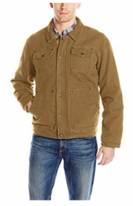 picture of GH Bass Men's Laydown Collar Two Pocket Depot Jacket Sale