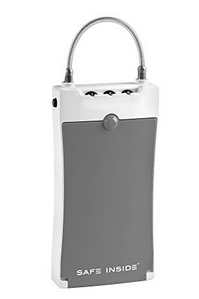 picture of SafeInside 4500 Portable Security Case for Securing Small Items
