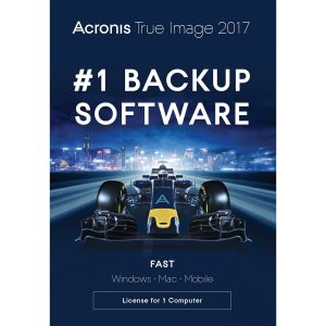 picture of Acronis True Image 2017 PC Backup Software Sale